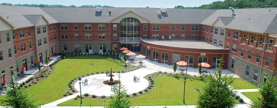 Senior Living Facility in Bethel Park